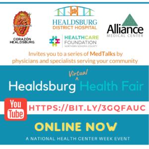 Join our Virtual Health Fair